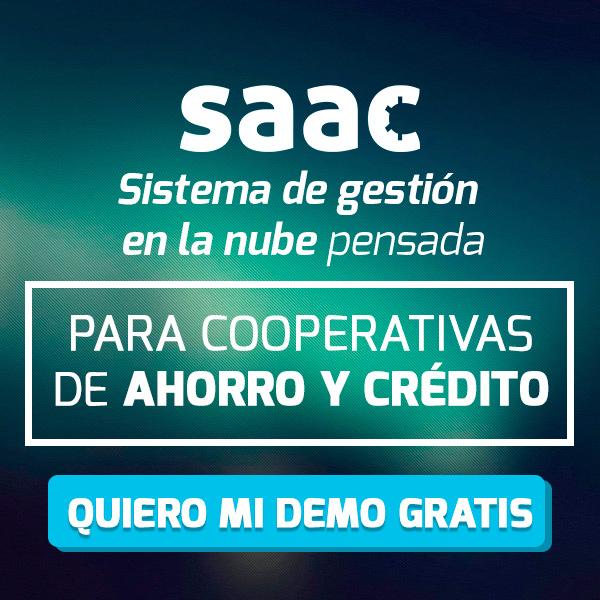 SAAC, para COOPERATIVAS DE AHORRO y CRÉDITO